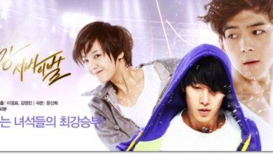 ซีรี่ย์เกาหลี The Strongest K-POP Survival ซับไทย Ep.1-14 (จบ)