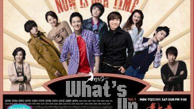 ซีรี่ย์เกาหลี What's Up ซับไทย Ep.1-20 (จบ)