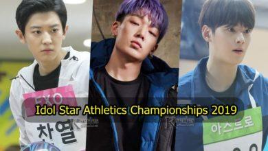 รายการเกาหลีIdol Star Athletics Championships (2019) ซับไทย Ep.1-4 (จบ)