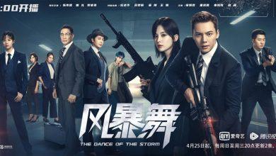 ซีรี่ย์จีน The Dance of the Storm (2021) ปฏิบัติการฝ่าพายุคลั่ง ซับไทย Ep.1-17