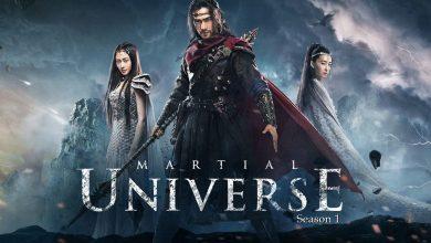 ซีรี่ย์จีน Martial Universe (2018) ศึกทะยานฟ้า มหายุทธ์สะท้านภพ Season 1 ซับไทย Ep.1-40 (จบ)
