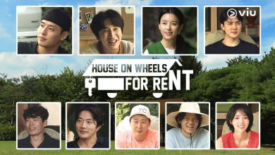 รายการวาไรตี้เกาหลี House on Wheels: For Rent ซับไทย Ep.1-2